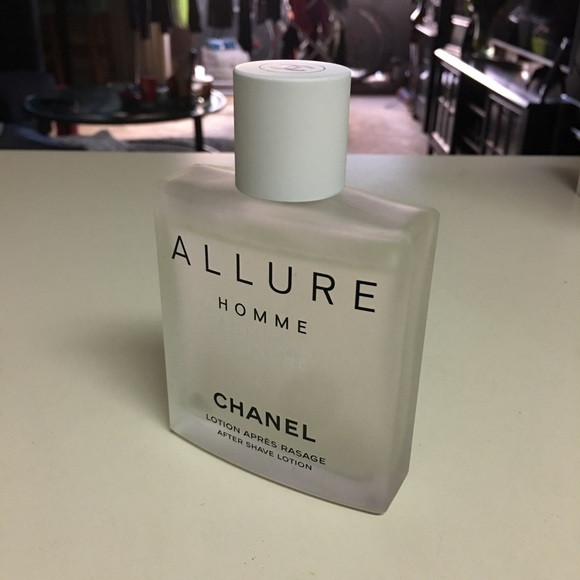 5a29b93f4fbd CHANEL Other | Allure Edition Blanche Aftershave | Poshmark